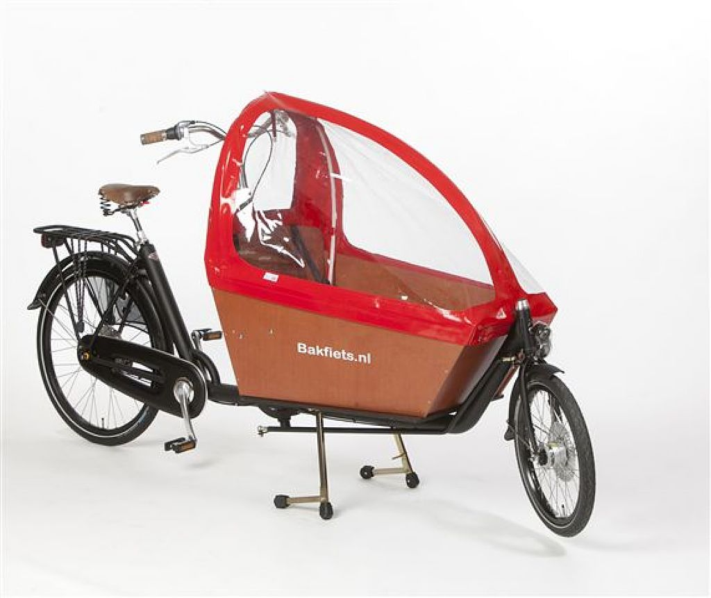 Bakfiets.nl CargoBike Classic Long 7 versnellingen met Rollerbrakes