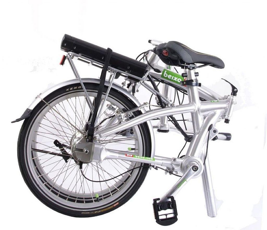 Beixo High elektrische 7 versnellingen met V-Brakes