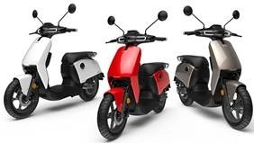 Super Soco  Elektrische scooters