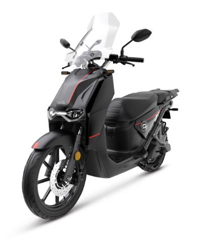 Super Soco CPX NU 100,00 extra korting Bezorg scooter