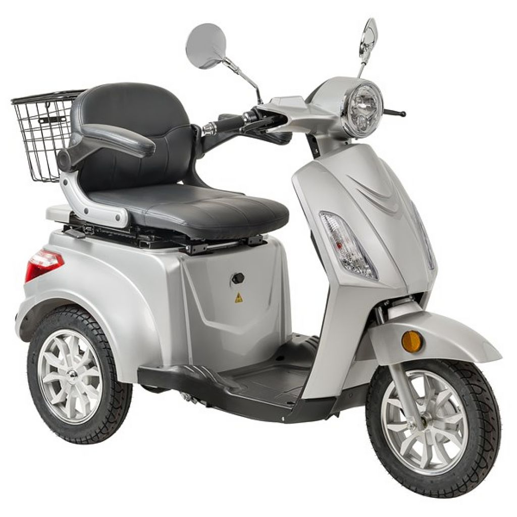 BTC Tres e-scooter TRES is volledig elektrisch