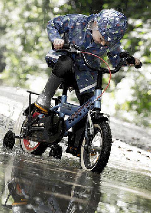 De snelste manier om je kind te leren fietsen zonder zijwielen.