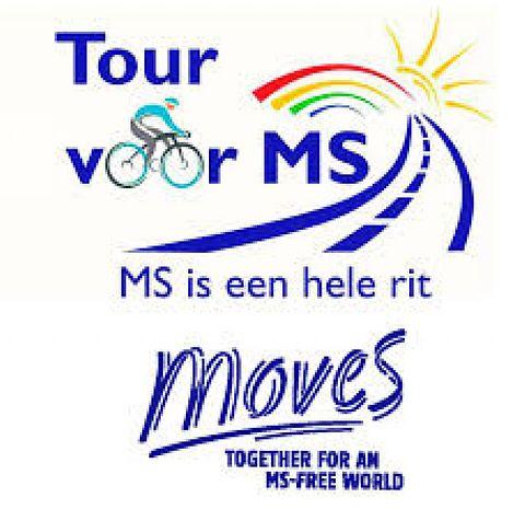 Tour voor MS (start in Arnhem) in samenwerking met REERINK RIJWIELEN